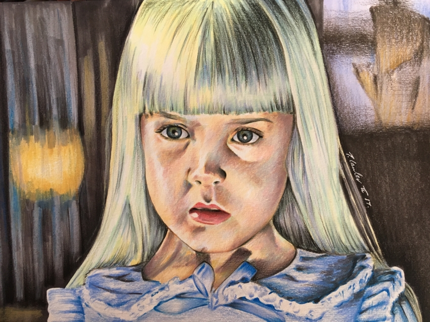 Heather O'Rourke by TraceyLawler